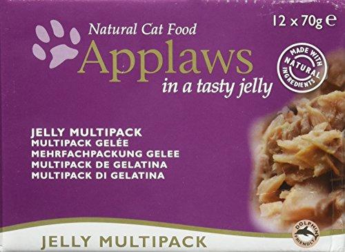 Applaws Kazte Dose Senior Gelee Selection, Multipack, 12er Pack (12 x 70 g)