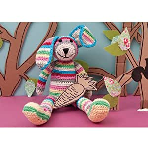 Kit Crochet Lapin Lenny - Rico Design