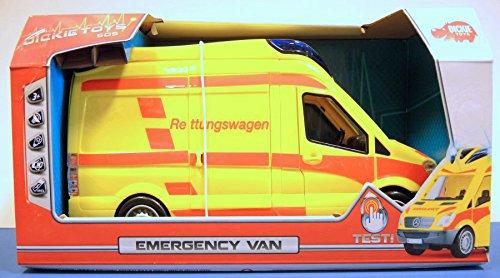 Preisvergleich Produktbild Dickie 203716002 Emergency Van