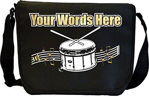 Drum Side Drum - Angefertigt Personalisiertes Sheet Music Document Bag Musik Noten Tasche MusicaliTee