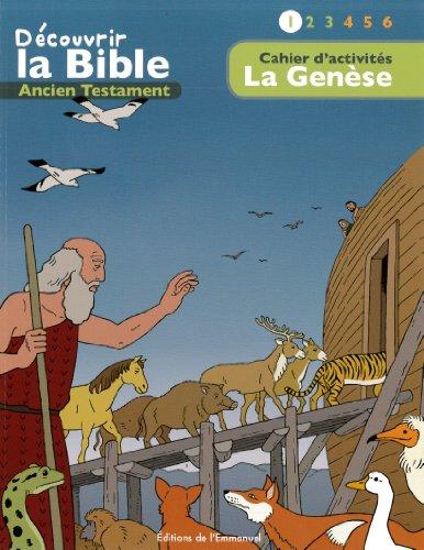 La Genèse : Cahier d'activités