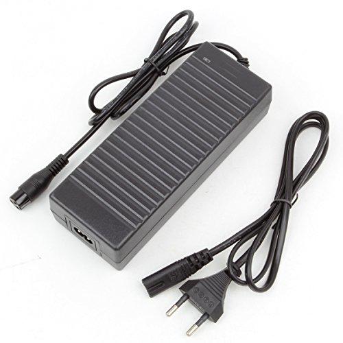 Wingsmoto 54.6V 2A Chargeur Puissance Adaptateur pour 48V /Électrique Scooter Lithium Batterie
