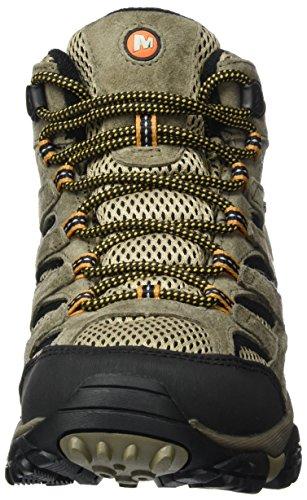 Merrell Moab 2 LTR Mid GTX, Chaussures de Randonnée Hautes Homme Marron (Pecan)