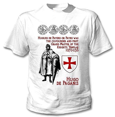 teesquare1st-mens-hugo-de-paganis-knight-templar-white-t-shirt-size-small