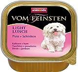Animonda Vom Feinsten Adult Nassfutter, für ausgewachsene Hunde, Light Lunch, 22er Pack (22 x 150 g)