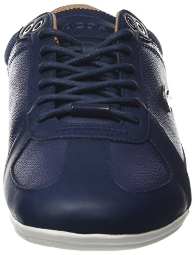 68d62ffb20 Lacoste Evara 118 1 Cam, Sneaker Homme Bleu nvy - paraland83.fr