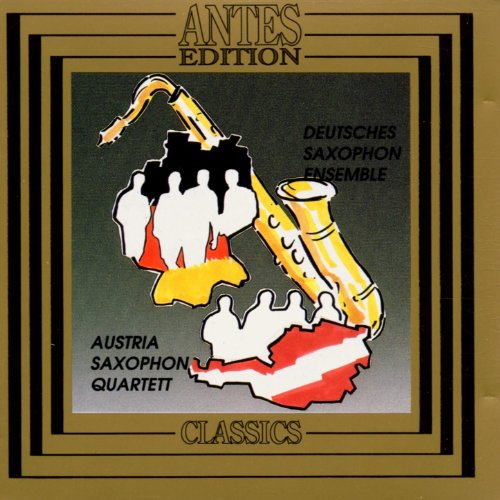 Saxophon-Quartette