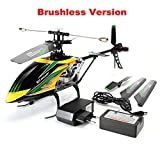 RC Helicopter WLtoys V912 4CH Brushless Version BNF (ohne Fernsteuerung)