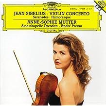 Sibelius: Violin Concerto Op.47; Serenades; Humoresque