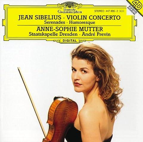 Sibelius: Two Serenades, Op.69 - 1. Andante assai, Op.69 No.1 - In D Major