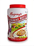 #9: Bagrry's Crunchy Muesli Crunchy Oat Clusters With Almonds,Raisins & Honey , 1000g
