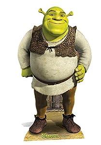 Star Cutouts-stsc785-Figura Gigante-Shrek-DreamWorks-170cm