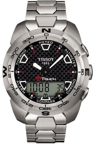 Tissot T-Touch Expert montre pour homme T0134204420100montre bracelet (Montre-bracelet)