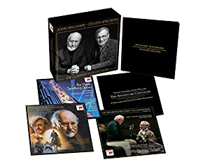 John Williams & Steven Spielberg: The Ultimate Collection by Sony Music Classical