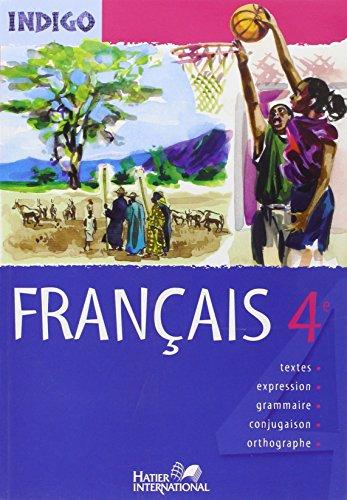 Indigo - Français 4e