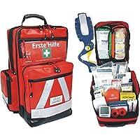 Erste Hilfe Notfallrucksack für Sportvereine, Freizeit & Event - Planenmaterial mit Waterstop System preisvergleich bei billige-tabletten.eu