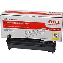 OKI Bildtrommel für C3300/C3400 Drucker Kapazität 15.000 Seiten, gelb