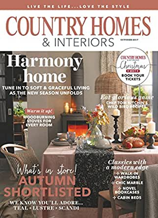 Country Homes & Interiors UK: Amazon co uk: Kindle Store