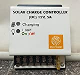 Solar Charge Controller (12V, 5A)