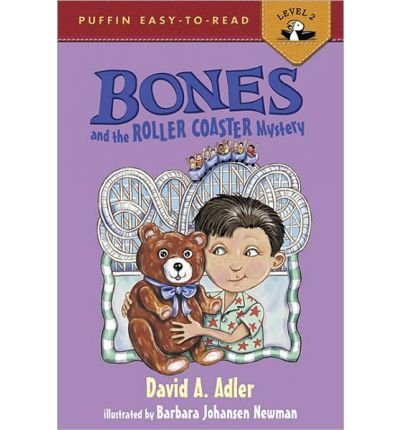 [(Bones and the Roller Coaster Mystery )] [Author: David A Adler] [Sep-2013]