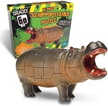 Deadly 60 - Puzzle 3D de 35 piezas (EB HK DL6567BR)