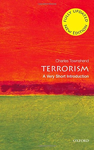 Terrorism: A Very Short Introduction (Very Short Introductions) por Charles Townshend