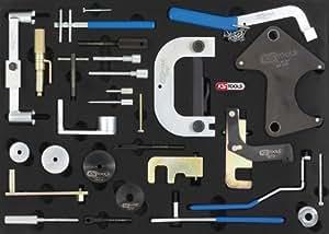 Ks Tools - Automobile Et Poids Lourds - Coffret De Calage De Distribution Renault