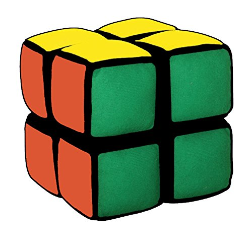 Jumbo 12157 - Rubik's Baby - My First Cube, Kleinkindspielzeug