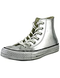 Converse Chaussures de Femmes Espadrilles 560951C Taille 36.5 Argent IsZXz