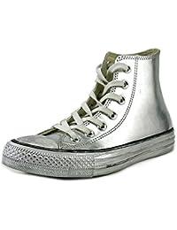 Converse Chaussures de Femmes Espadrilles 560951C Taille 36.5 Argent