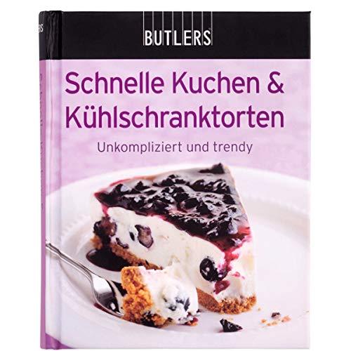 BUTLERS KOCHBUCH Mini Schnelle Kuchen & Kühlschranktorten