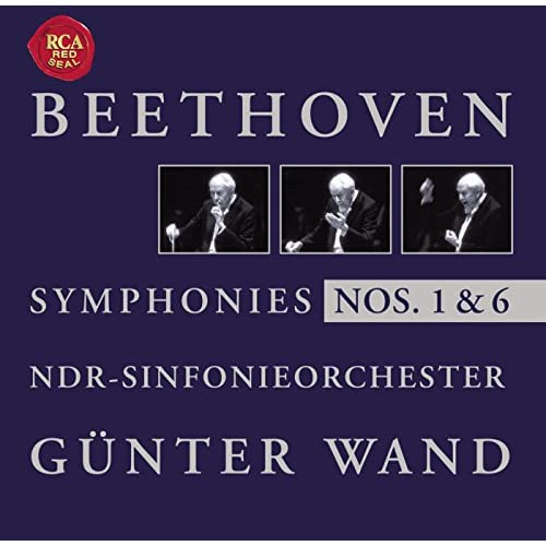 Beethoven: Symphonise Nos. 1 + 6