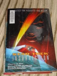 Star Trek: Insurrection by J. M. Dillard (1998-07-01)