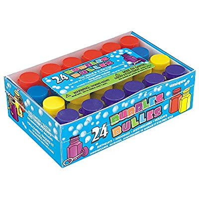 Mini Party Bubbles Party Bag Fillers, Pack of 24
