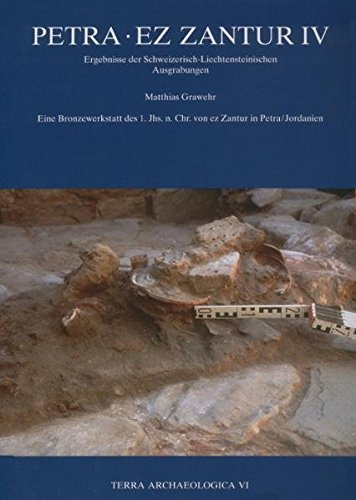 Petra ez Zantur IV (Terra Archaeologica)