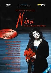 Paisiello - Nina / Bartoli, Kaufmann, Polgar, Galstian, Veccia, Fischer, Zurich Opera