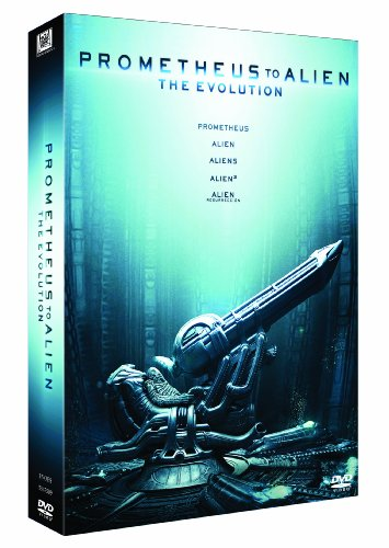 Pack Evolution: From Prometheus To Alien [DVD]