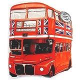 Les Trésors De Lily [M9610] - Coussin forme 'So British' bus anglais