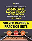 #6: Railway Assistant Loco Pilot and Technician Solved Papers and Practice Sets 2018