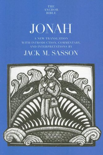 Jonah (The Anchor Yale Bible Commentaries)