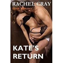 Kate's Return (An erotic romance novella) (The Maybourne Series Book 3)