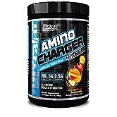 Nutrex Aminoacidi Pool-Essenziali Amino Charger Hydratation Mango Berry Lemonade - 0.5 kg - 51I9VF9GWYL. SS166