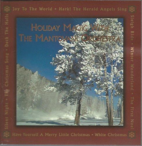 Holiday Magic With Mantovani by Mantovani (2002-01-01)
