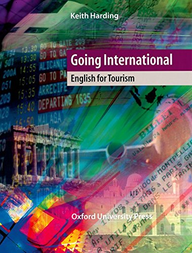 ENGLISH FOR INTERNATIONAL TOURISM. COURSE BOOK
