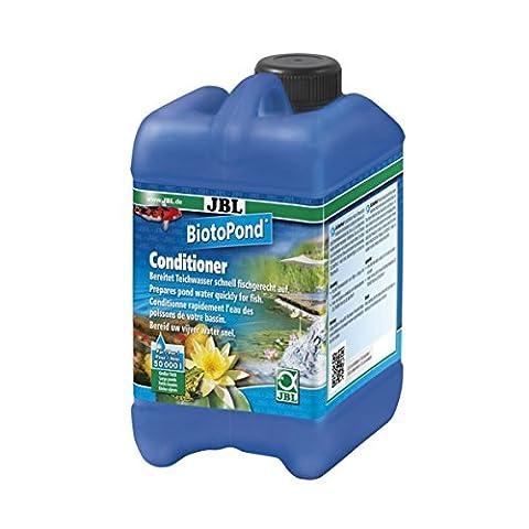 JBL 26062 Wasseraufbereiter für Teich, BiotoPond, 2.5 l
