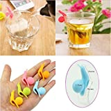 12pcs Exquisite Cute Candy Snail Shape Silicone Cup - Best Reviews Guide