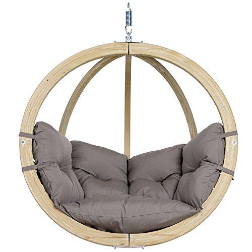 Amazonas Hammock az-2030812Hängesessel Globo Chair taupe