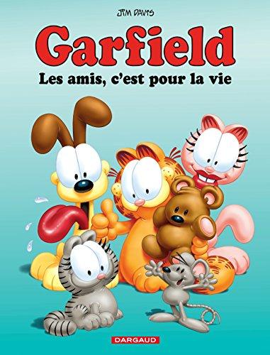 Garfield - tome 56 - Les amis, c'est pour la vie