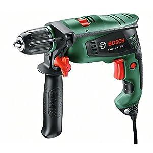51I9ZoEjWLL. SS300  - Bosch EasyImpact 570 - Taladro percutor, 230 V, 570 W (ref. 0603130100)