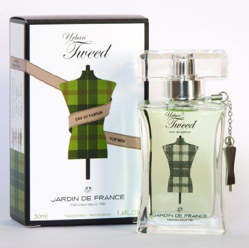 Jardin de France: Eau de Parfum Urban Tweed, 100 ml Spray
